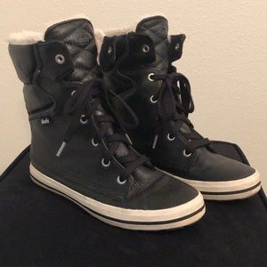 Keds Sneaker Boot (lightly used)